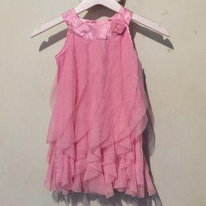 Other - Sz 5 Vertical chiffon Dress